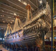 Vasa Ship 01