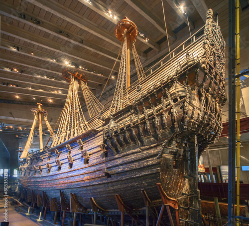 Photo  Vasa ship 01