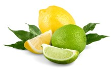 Lemon. Collection Of Fresh Lim...
