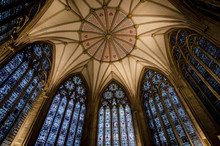 York Minster Chapter House Cei...