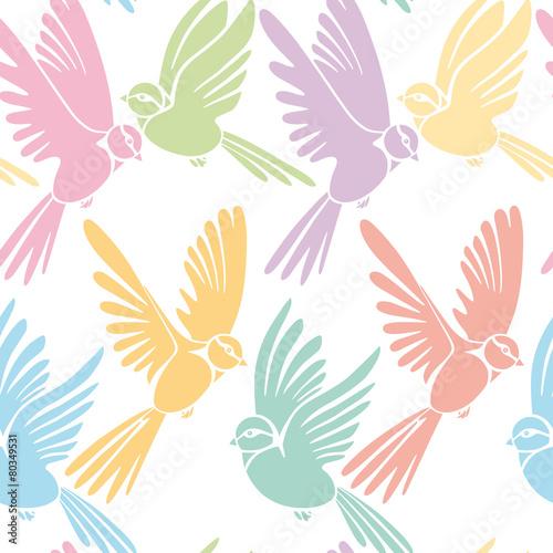 grupa-kolorowych-ptakow-do-powielania
