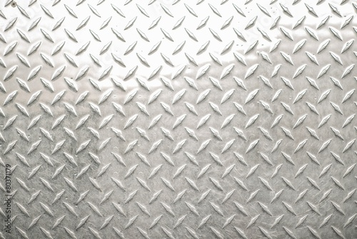 In de dag Metal Diamond Metal Sheet Background