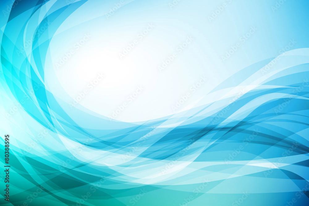 Fototapeta woda tło wektor