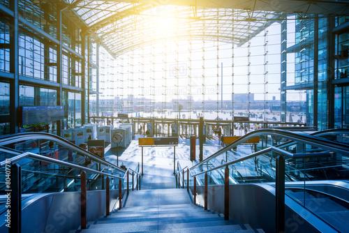 Poster Berlin Berlin Hauptbahnhof
