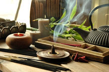 VARIOUS TYPES OF INCENSE