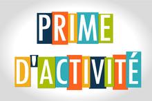 Prime D'activité