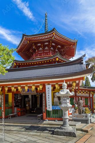 Fotobehang Tokyo Jofuku-in temple at Mt. Koya in Wakayama, Japan