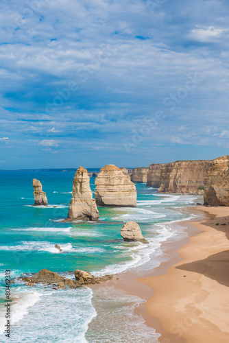 Spoed Foto op Canvas Australië the Twelve Apostles, Victoria,Australia