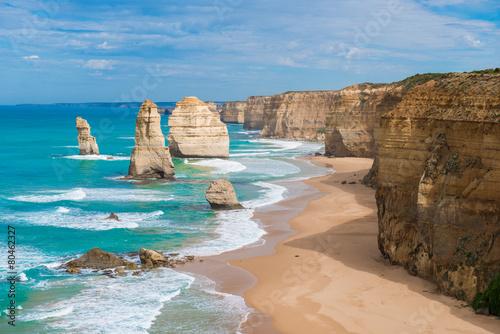 Foto op Plexiglas Australië the Twelve Apostles, Victoria,Australia