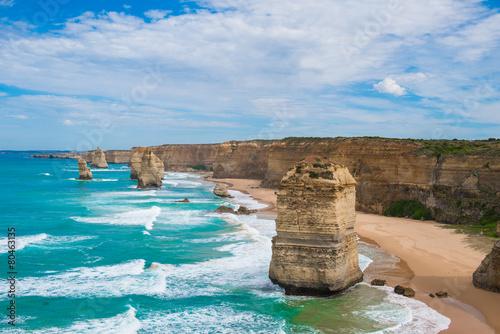 Fotografia  the Twelve Apostles, Victoria,Australia