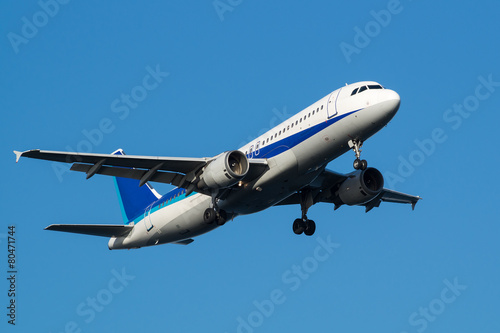 Canvas Airbus A320-200