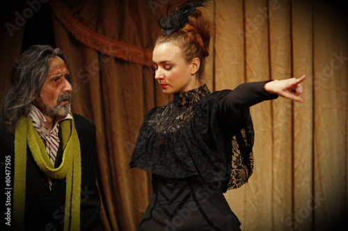 Photo  Chehov, Russian theatre