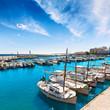 Majorca Cala Bona marina Son Servera Mallorca