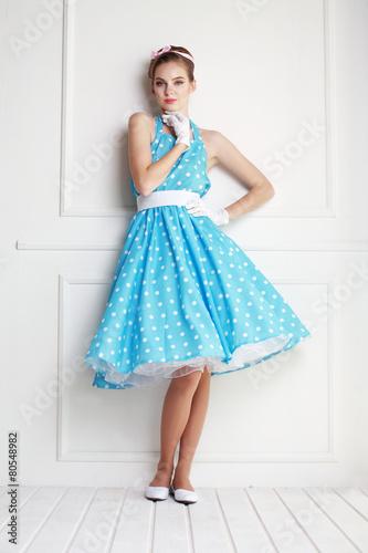 Fotografia  Vintage style fashion