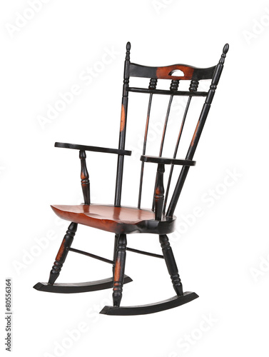 Fotografie, Obraz  Rocking Chair