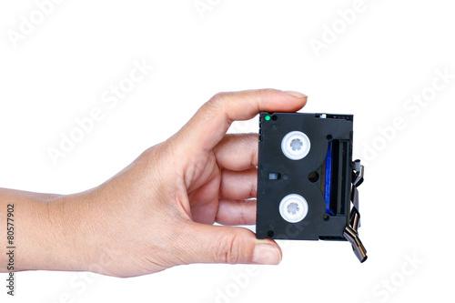 Fotografija  Mobile video tape