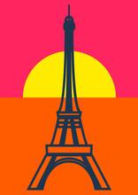 Paris. La Tour Eiffel