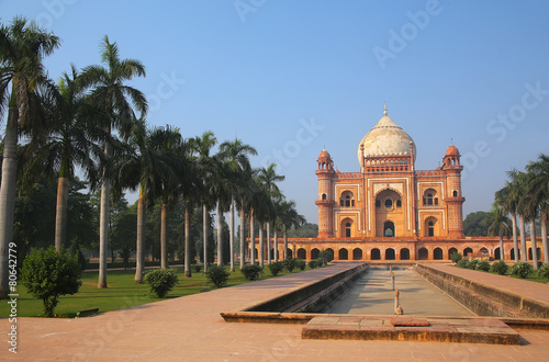 Canvas Prints Delhi Tomb of Safdarjung in New Delhi, India