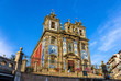 Church of Saint Ildefonso in Porto on Easter 2014