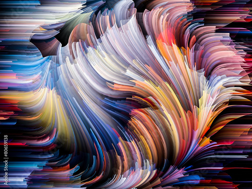 Obraz Conceptual Color - fototapety do salonu