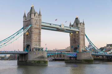 Fototapeta na wymiar London Tower Bridge