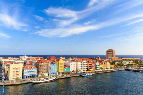 Photo Stands Caribbean Curacao, Netherlands Antilles