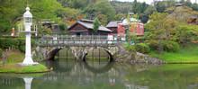 Historic Meiji Mura In Japan