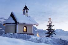 Chapel At Lockstein