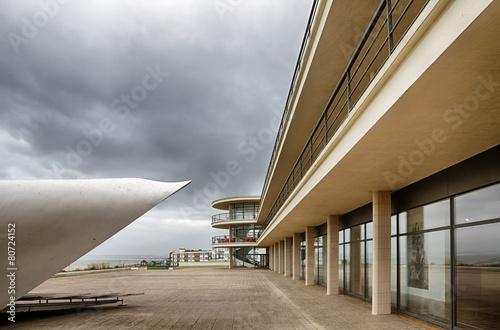 Fotografia  De la Warr pavilion