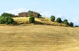 Dom na wzgórzu - Toskania