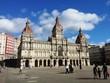Plaza de María Pita, A Coruña
