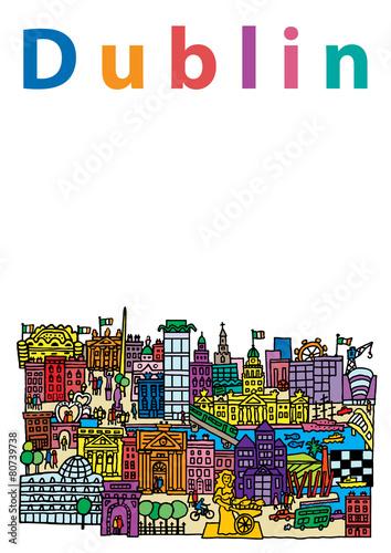 Dublin City 2 Poster