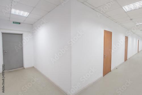 office corridor Fototapeta