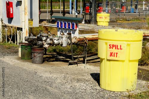 Fotografia  Spill Kit