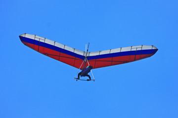 Fototapeta Lotnia Hang Glider
