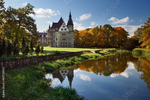 Moszna pałac #80759933