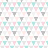 Wzór trójkąta Streszczenie pastelowe - 80782320