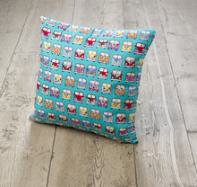 Campervan Cushion Pillow