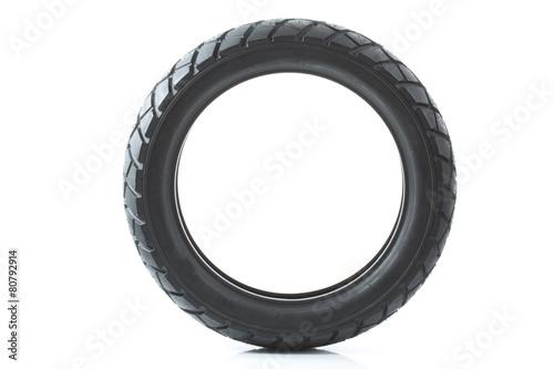 Fotografia, Obraz  Motorrad Reifen