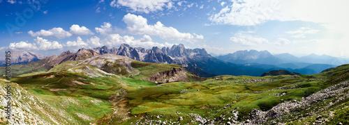 Fotografie, Obraz  Beautiful Alpine Landscape n Italy