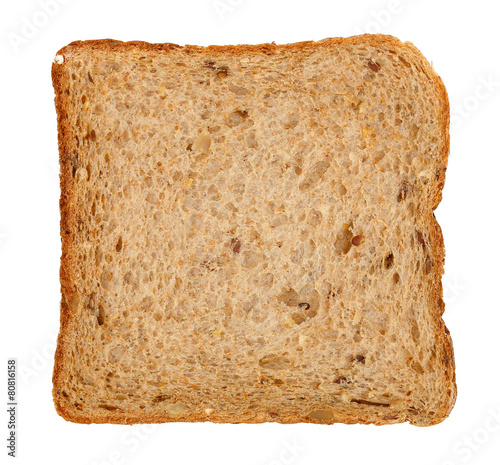 Fényképezés bread slice