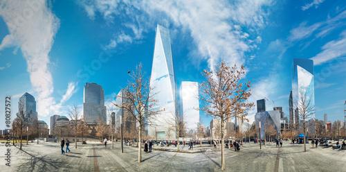Photo  World Trade Center Memorial