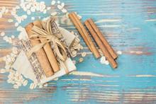Cinnamon Oatmeal Soap