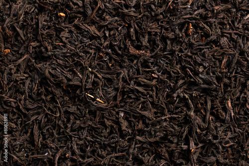 Photo  Tea leaves Background