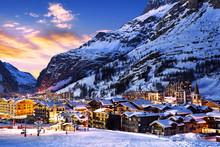Val D'Isère City