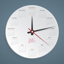 Creative Calendar For 2016 In ...
