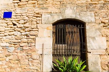 Fototapeta na wymiar Majorca Capdepera village at  Mallorca Balearic