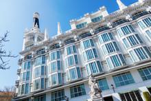 Historisches Hotel ME Madrid R...