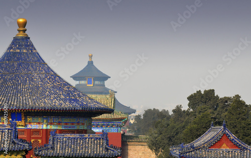 Foto op Aluminium Beijing Temple of Heaven in Beijing - China