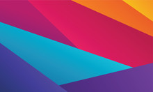 The Abstract Geometric Background.